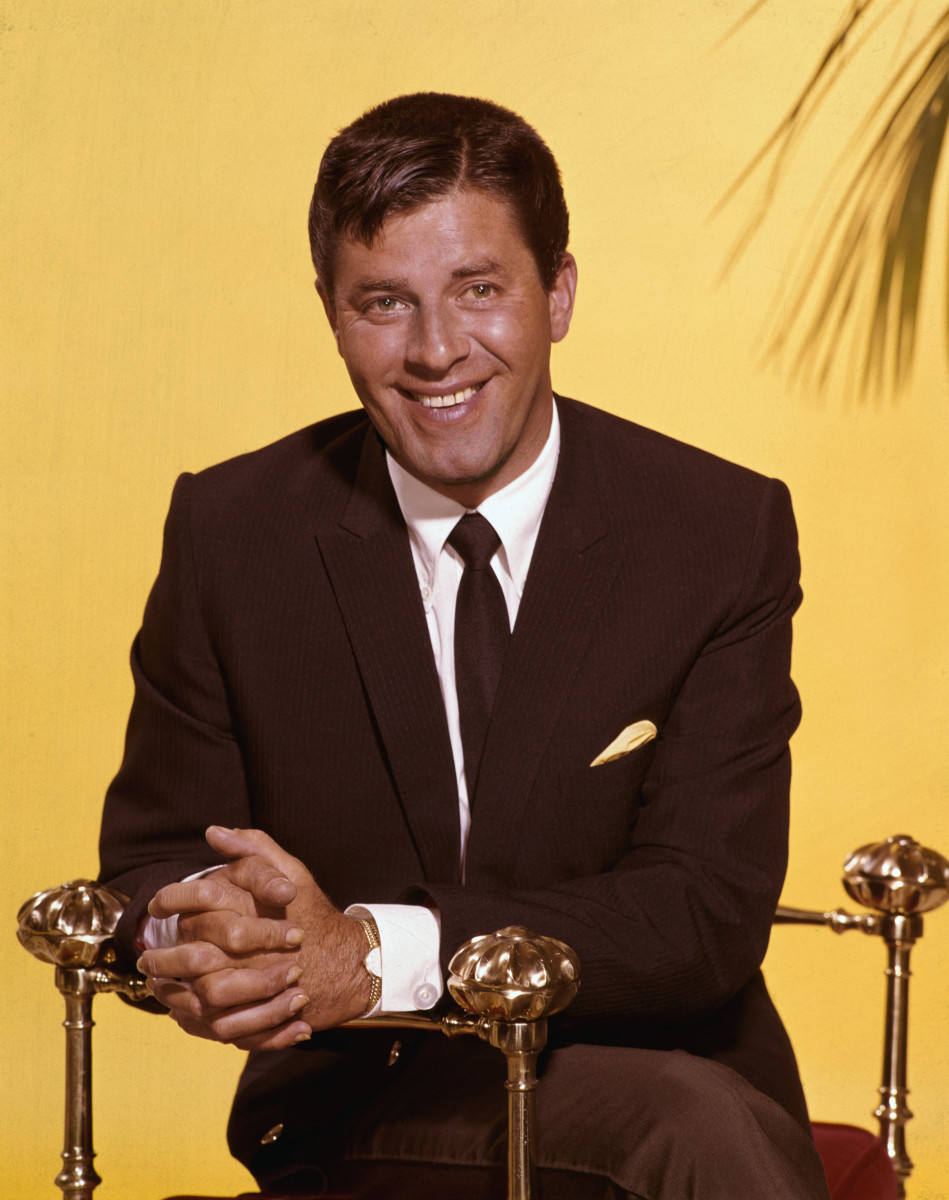 Jerry Lewis Photo Bettman/Contributor via Getty Images