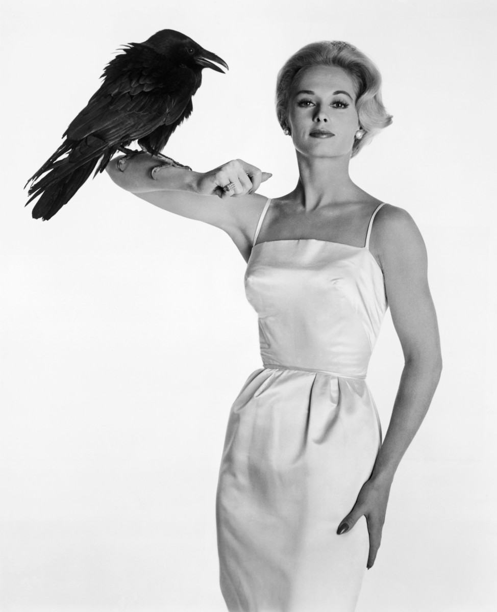 Tippi Hedren Photo Bettmann / Contributor via Getty Images