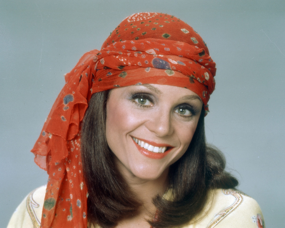 Valerie Harper in 1975 Photo by CBS Photo Archive/Getty Images