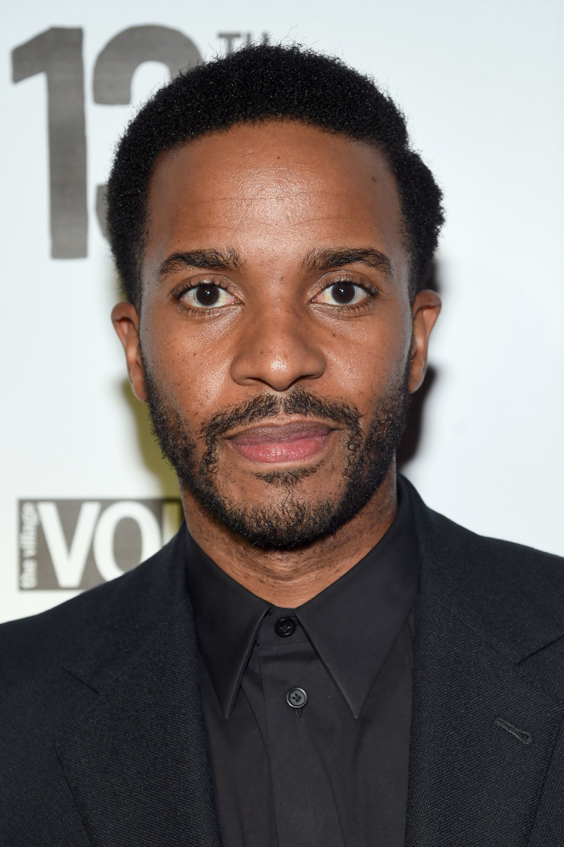 Andre Holland Photo by Jamie McCarthy/Getty Images