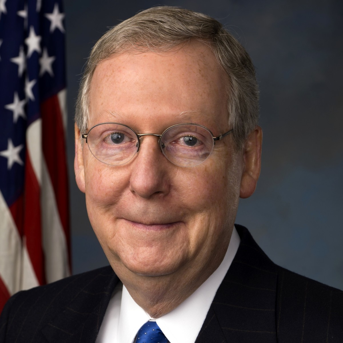 Mitch McConnell official Senate photo