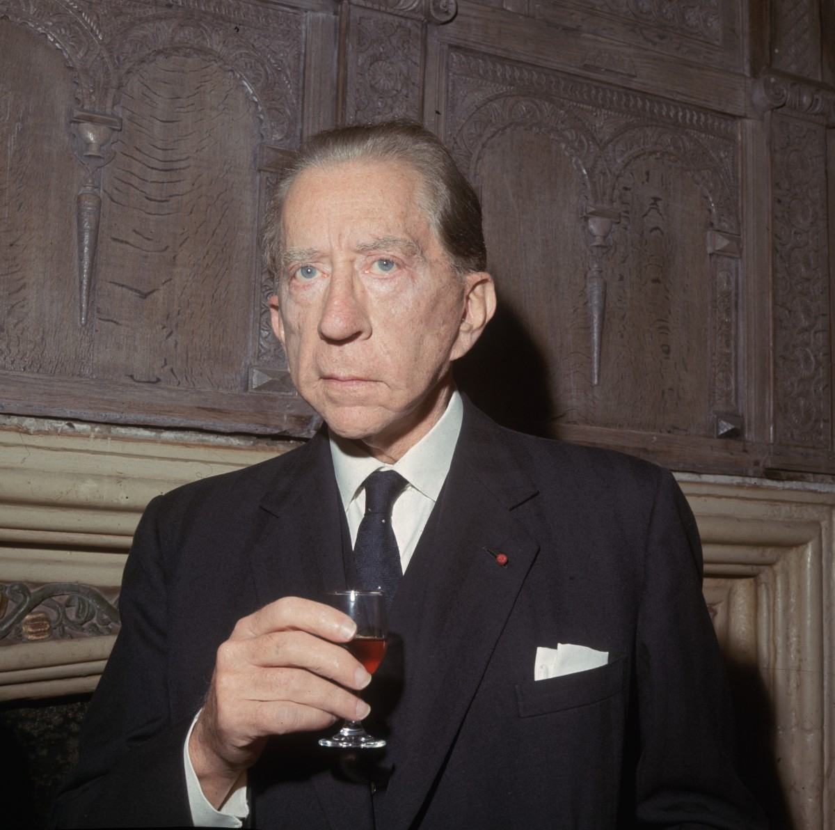 John Paul Getty Photo