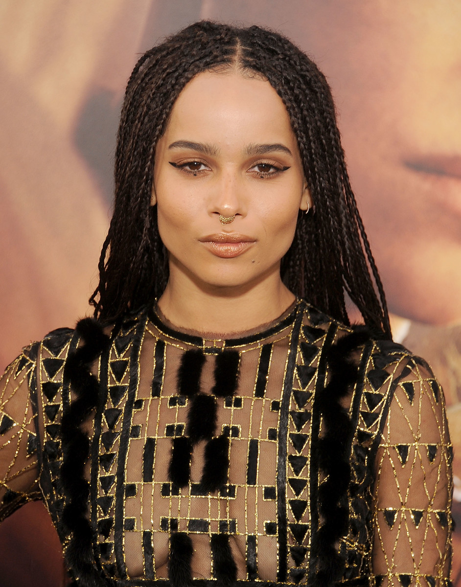 Discussion on this topic: Laurie Bartram, zoe-kravitz/