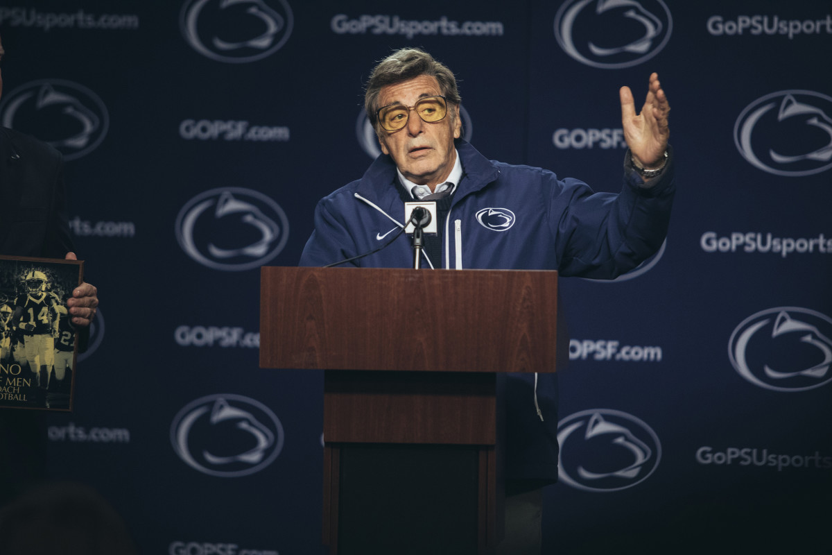 Al Pacino Paterno Movie