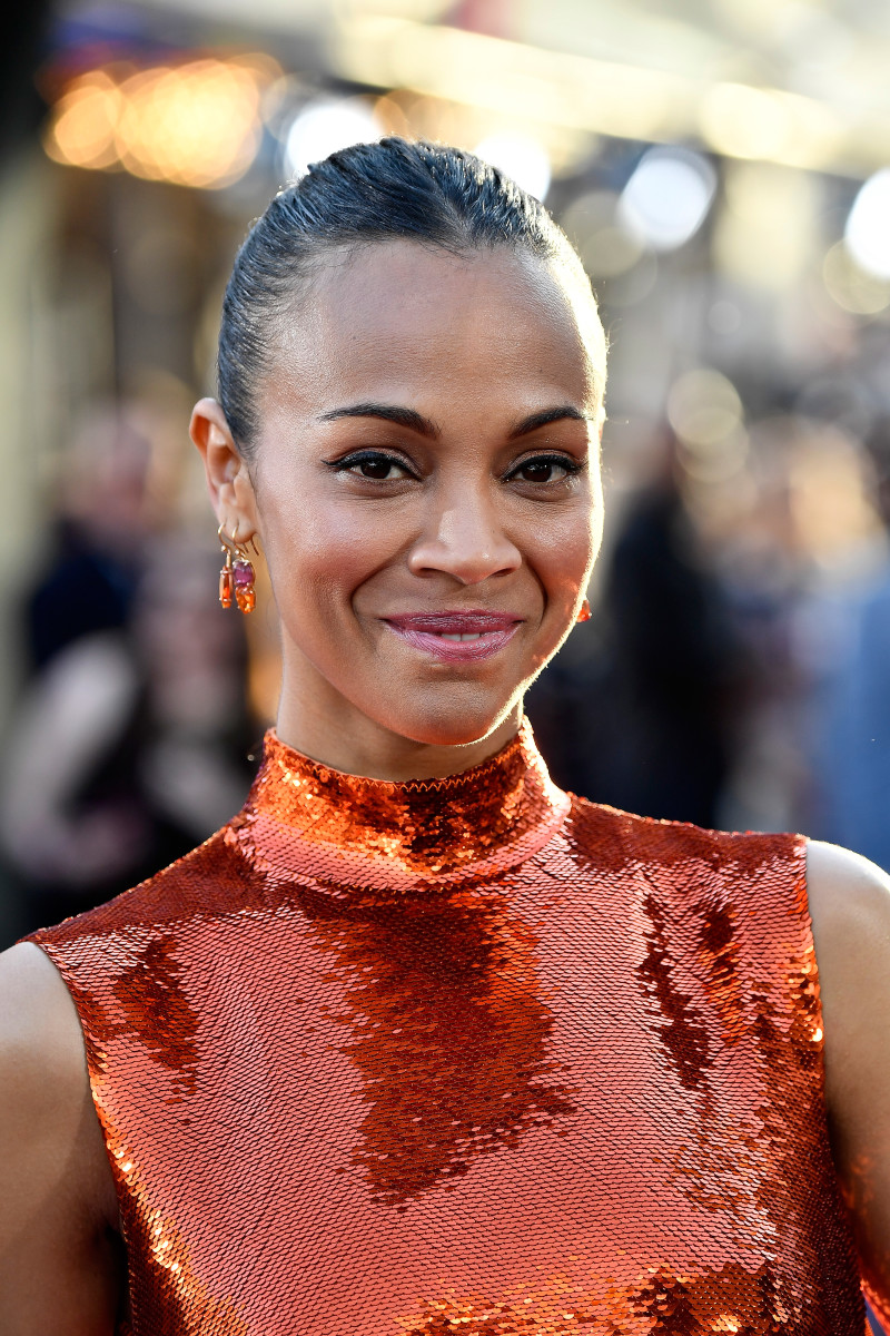 Foto Zoe Saldana naked (11 photo), Topless, Cleavage, Instagram, panties 2015