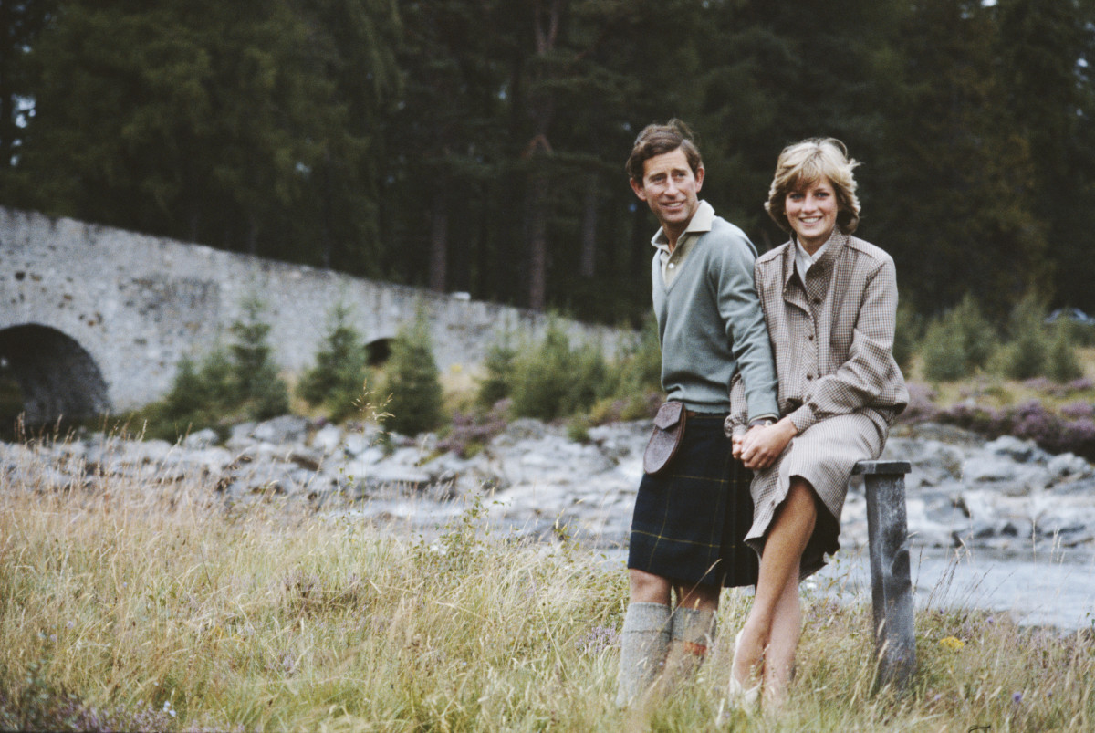 Prince Charles and Diana Honeymoon