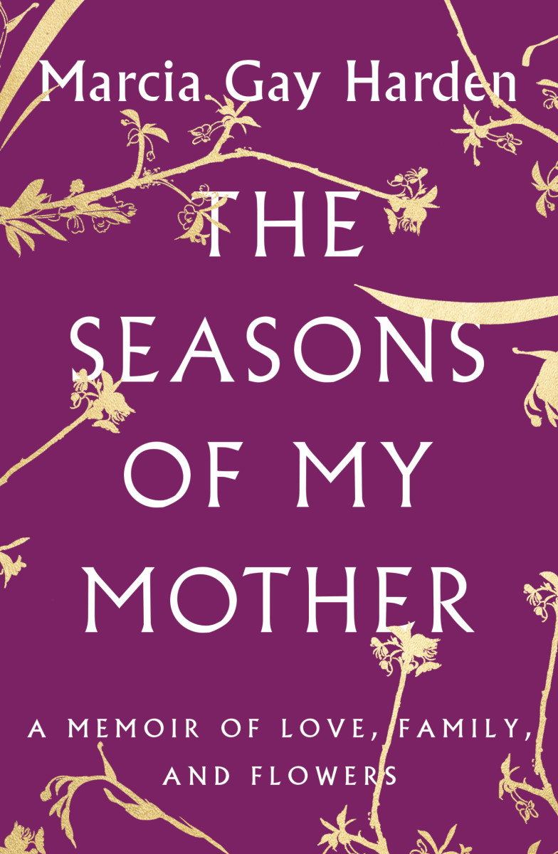 'The Seasons of My Mother' Book Cover Photo