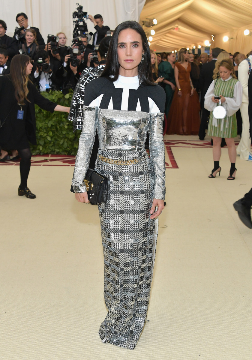 Jennifer Connelly at the 2018 Met Gala