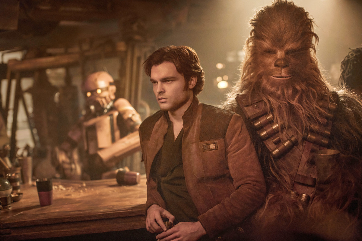 'Solo: A Star Wars Story' Photo