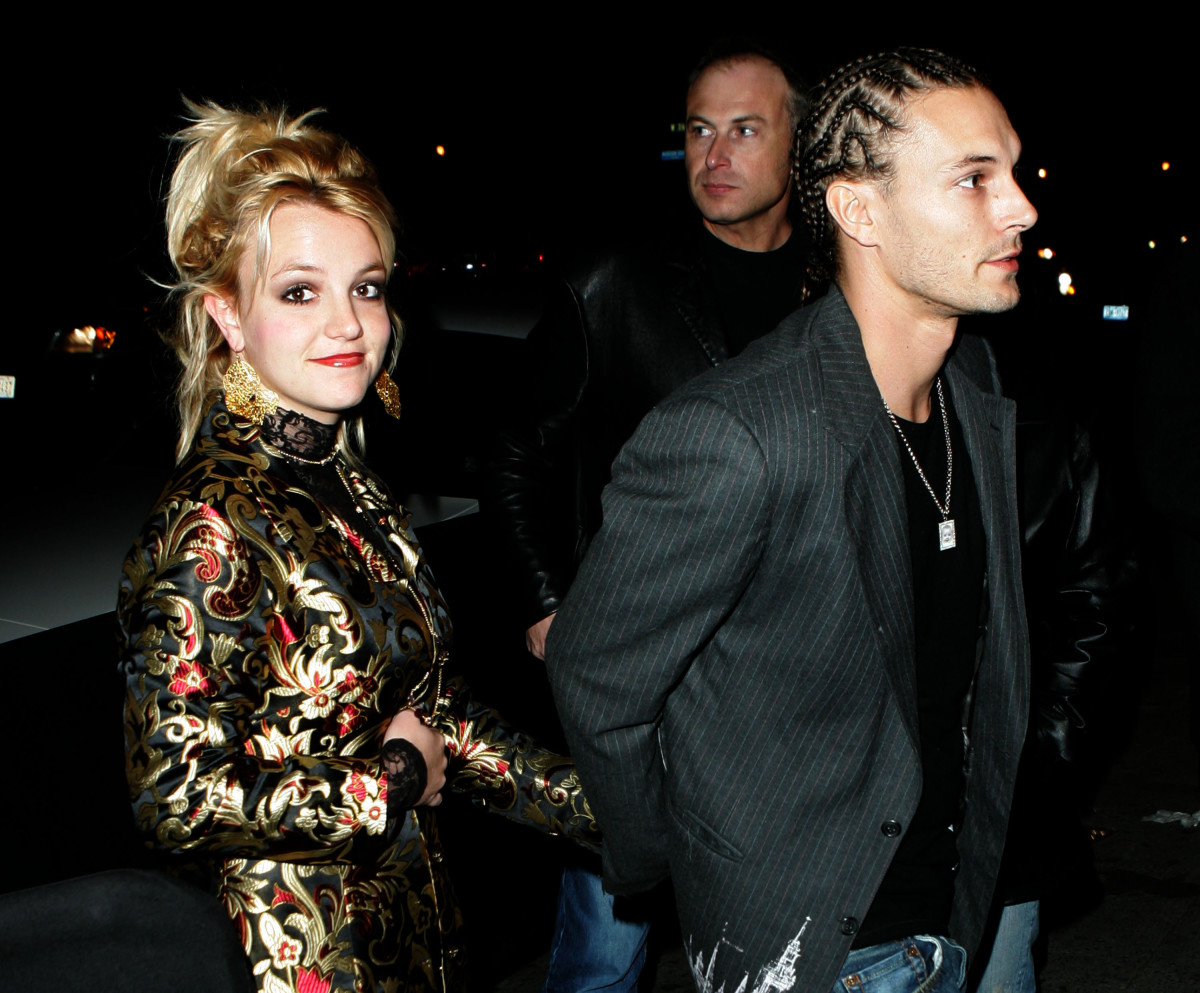 Britney Spears Kevin Federline Photo