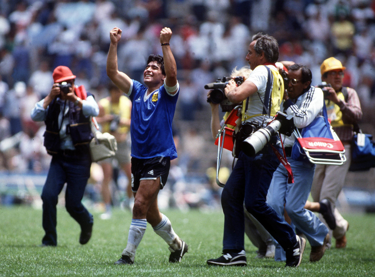 Diego Maradona Photo