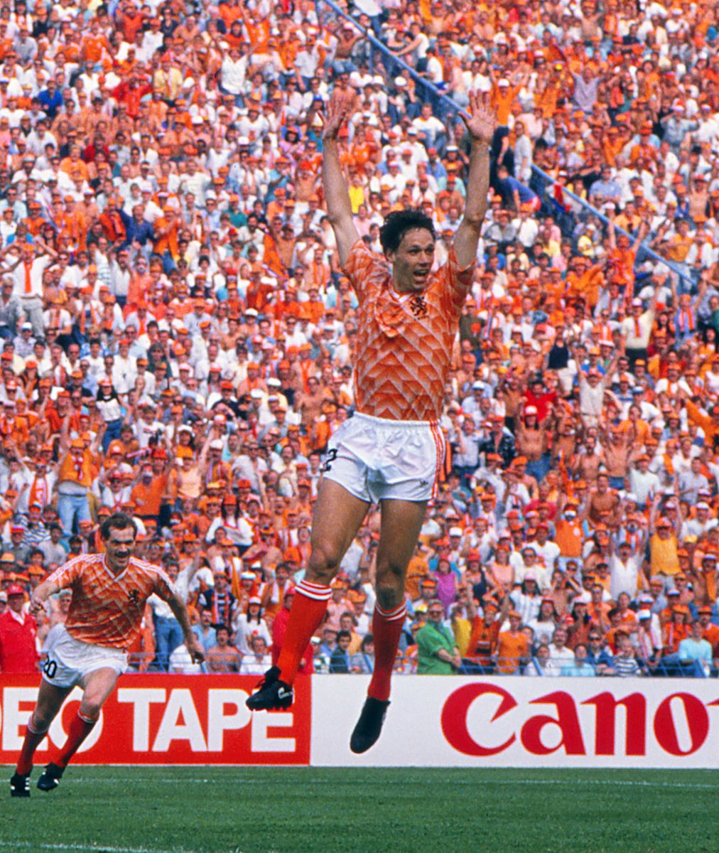 Marco van Basten: biography, photos and achievements 61