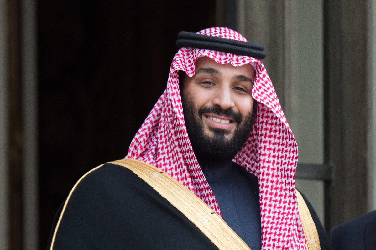 Mohammed bin Salman Photo