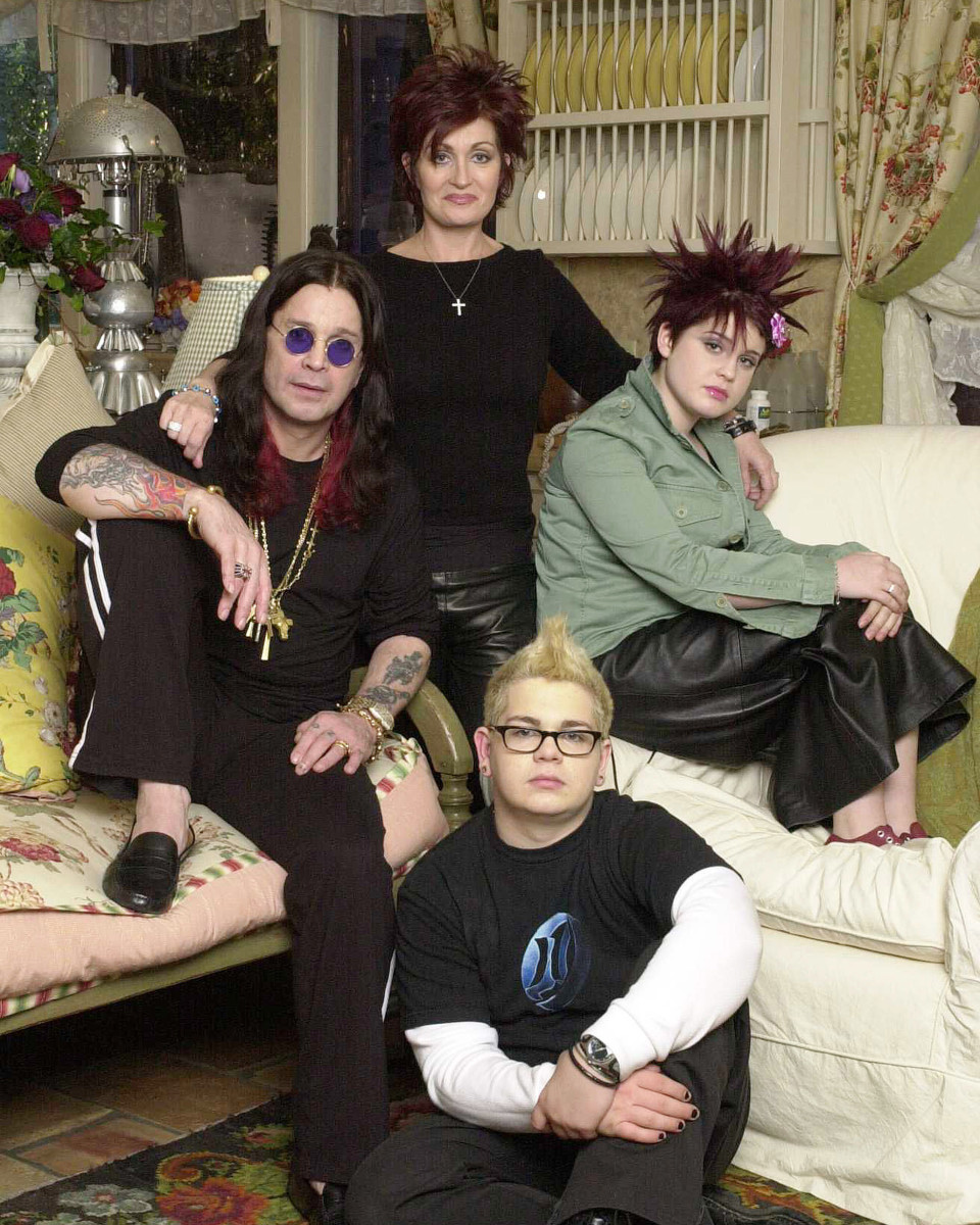 'The Osbournes' Photo