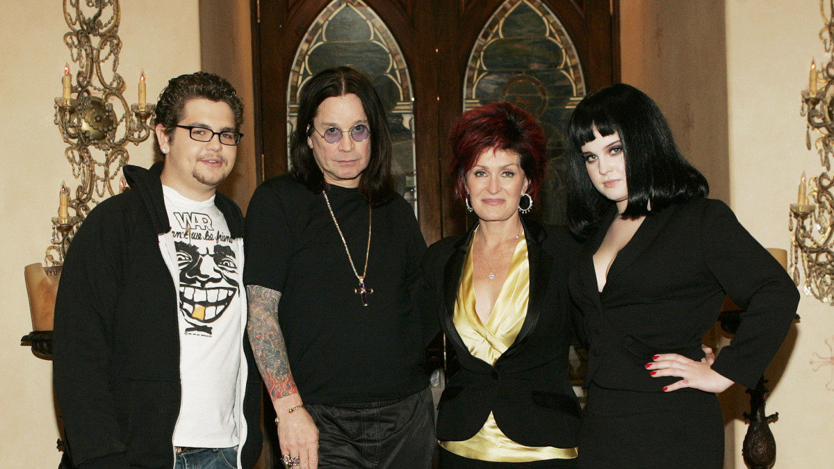 The 10 Most Outrageous Moments From 'The Osbournes ...Kelly Osbourne Age
