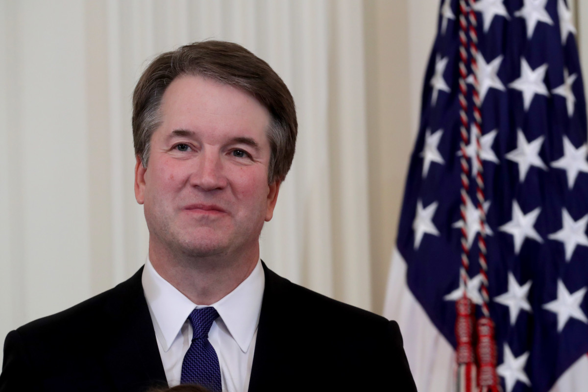 Brett Kavanaugh Photo