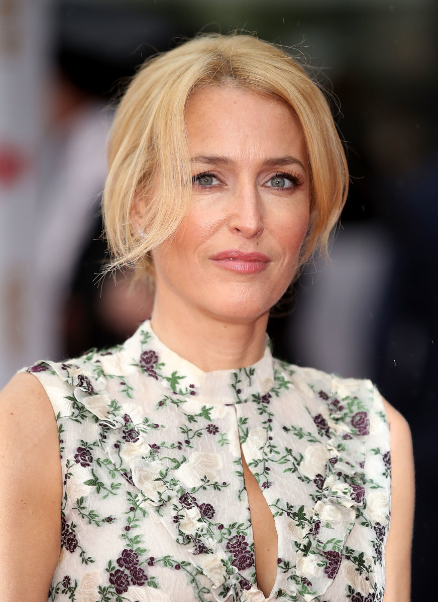 Images Gillian Anderson nude photos 2019