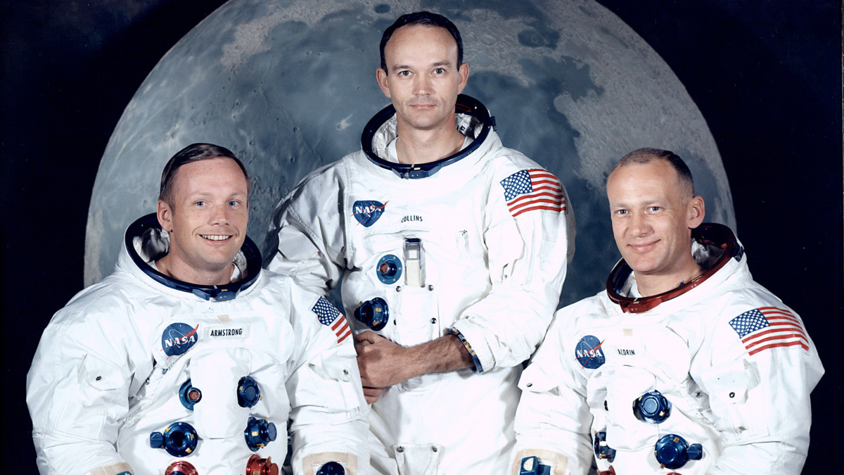 How Neil Armstrong and Buzz Aldrin Were Selected for the Apollo 11 Mission  - Biography