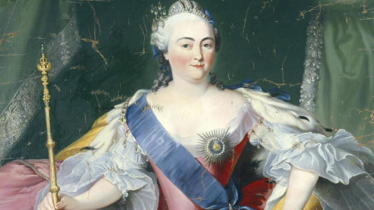 Image result for catherine the great