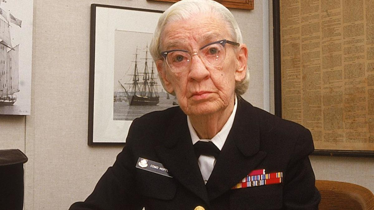 a biography of grace murray hopper a computer scientist This study explored the life and work of the late grace murray hopper, rear admiral united states naval reserve the study emphasized hopper's contributions to computer science and computer science education, including her philosophy of teaching and learning, and her pedagogical legacy for today's teachers and scholars of computer science and .