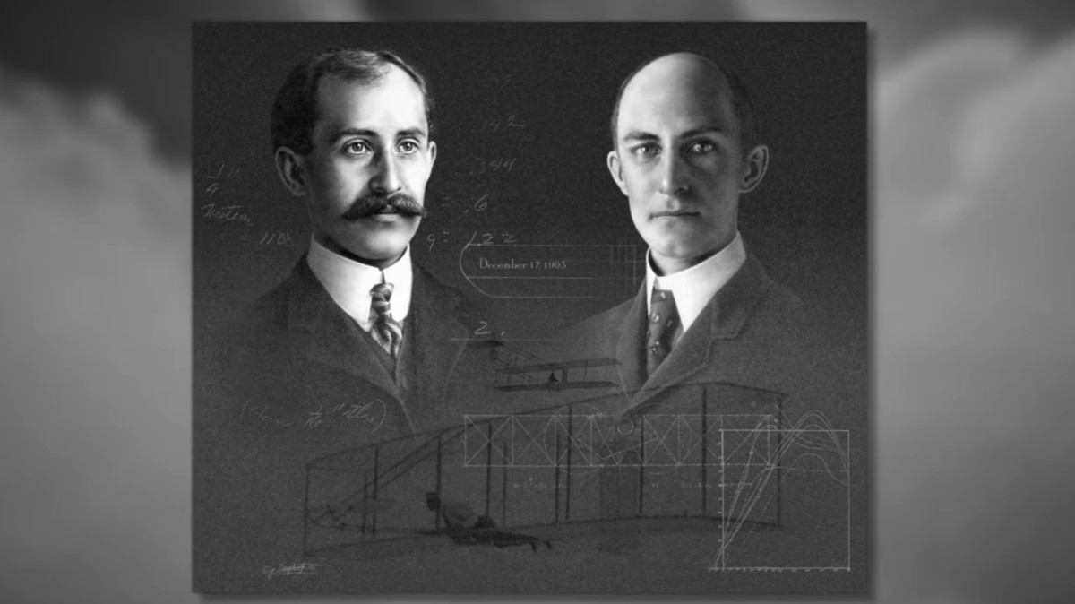 the life and accomplishments of the wright brothers 15 uplifting facts about the wright brothers  wilbur and orville wright were two ordinary brothers from the midwest who possessed nothing  later in life,.