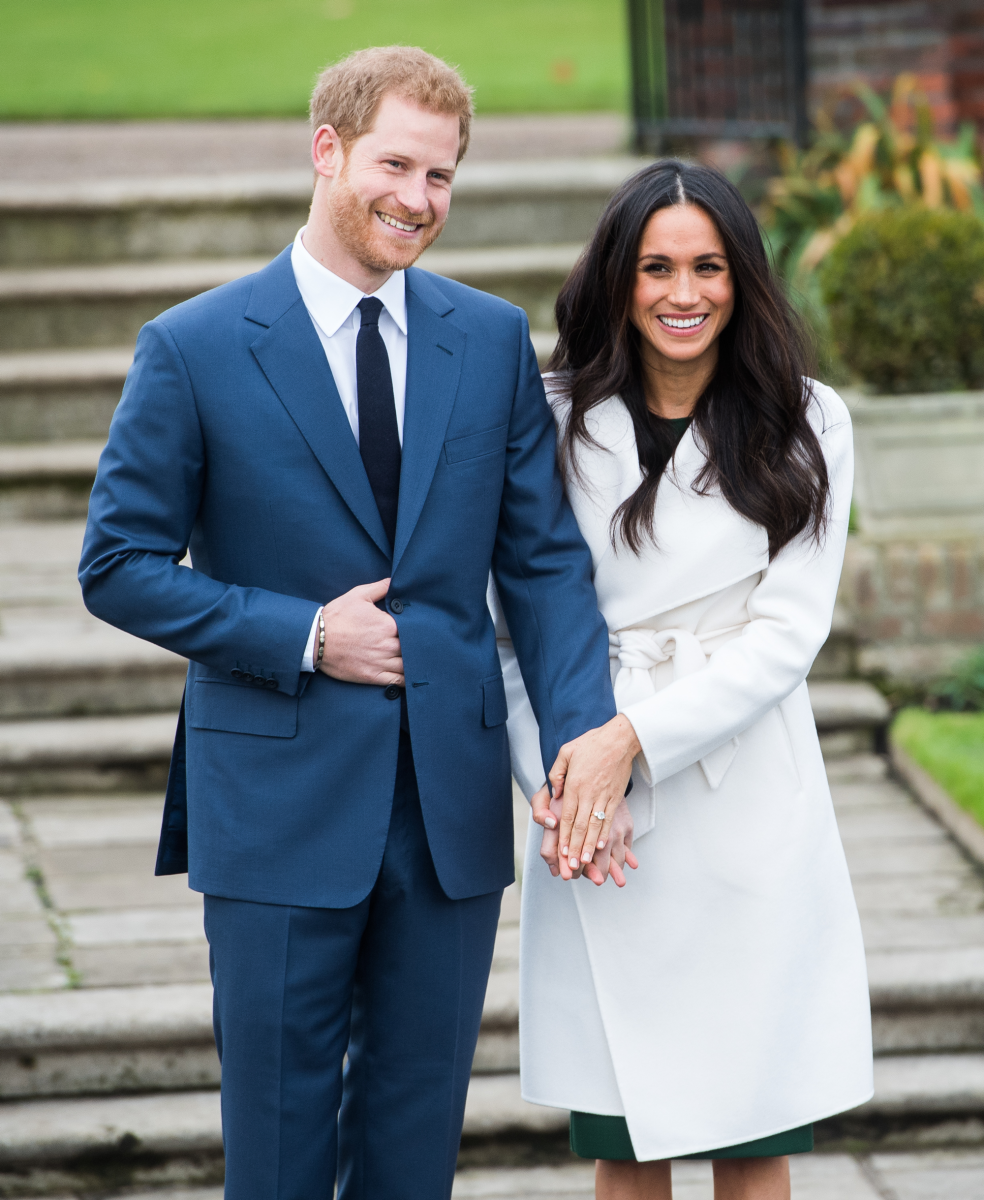 Prince Harry Meghan Markle Photo