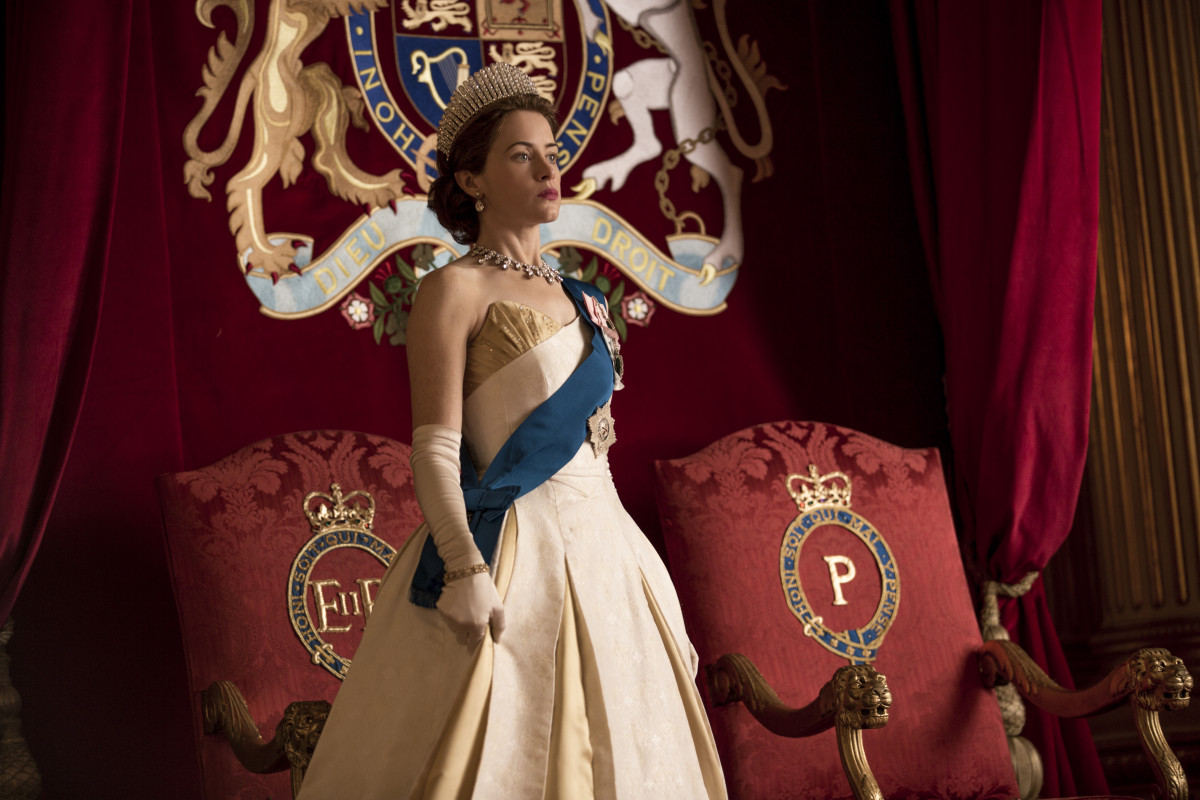 'The Crown' Netflix Photo