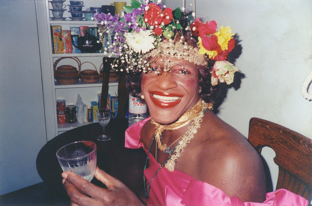 Marsha P. Johnson Photo