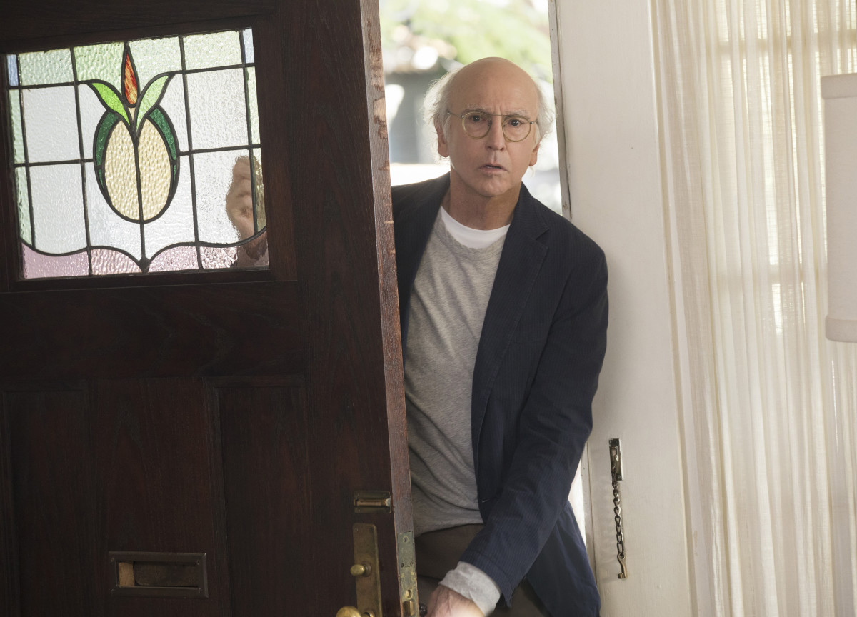 Larry David Curb Your Enthusiasm Photo