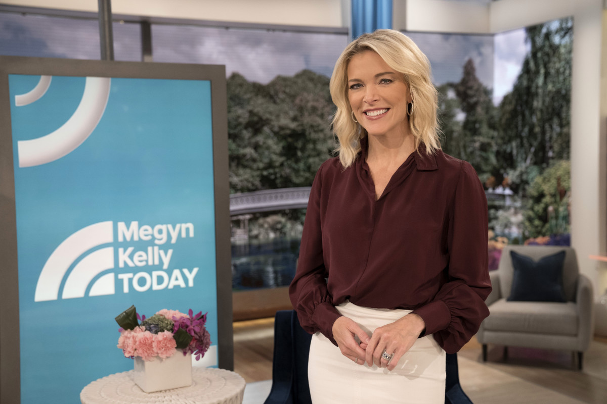 Megyn Kelly Today Show Photo