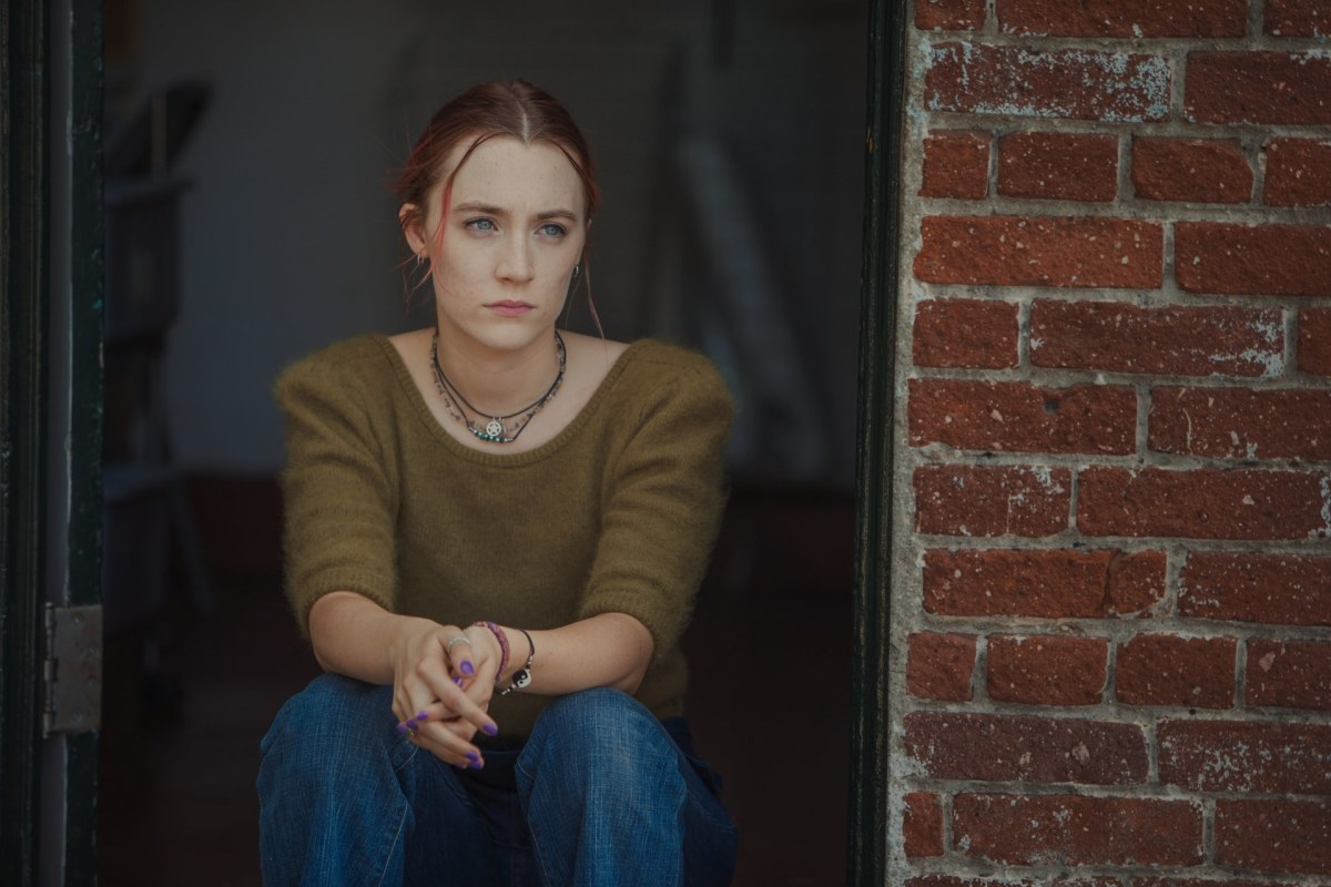 Saoirse Ronan Lady Bird Photo