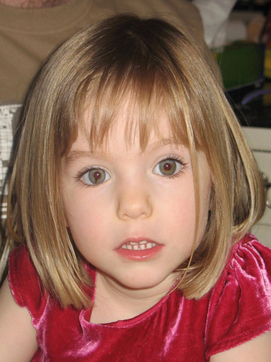 Madeleine McCann Photo