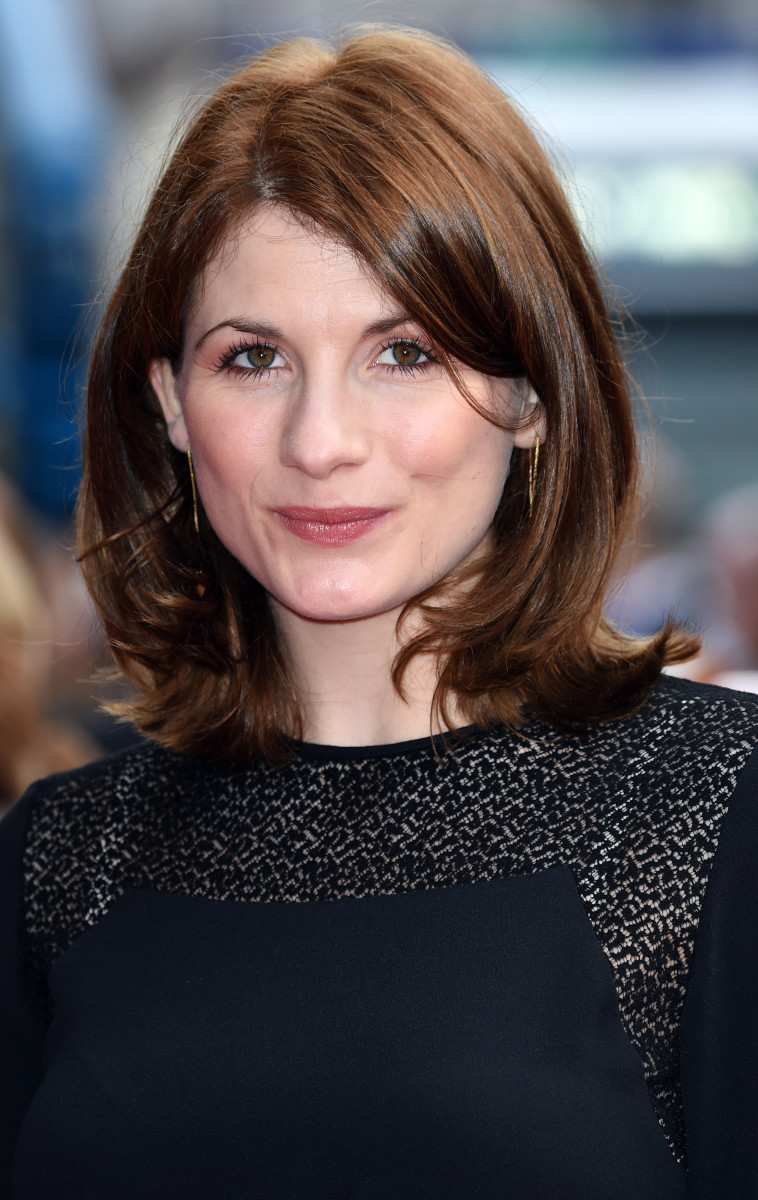 Pics Jodie Whittaker nude photos 2019