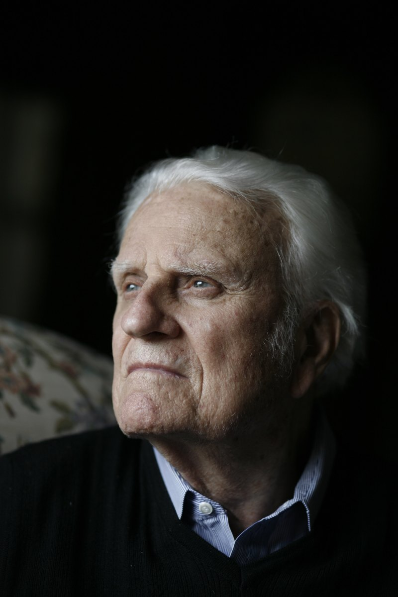 billy graham adviser to world leaders biography