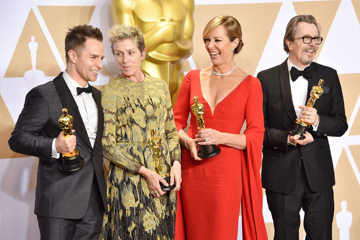 Oscar Winners Actors