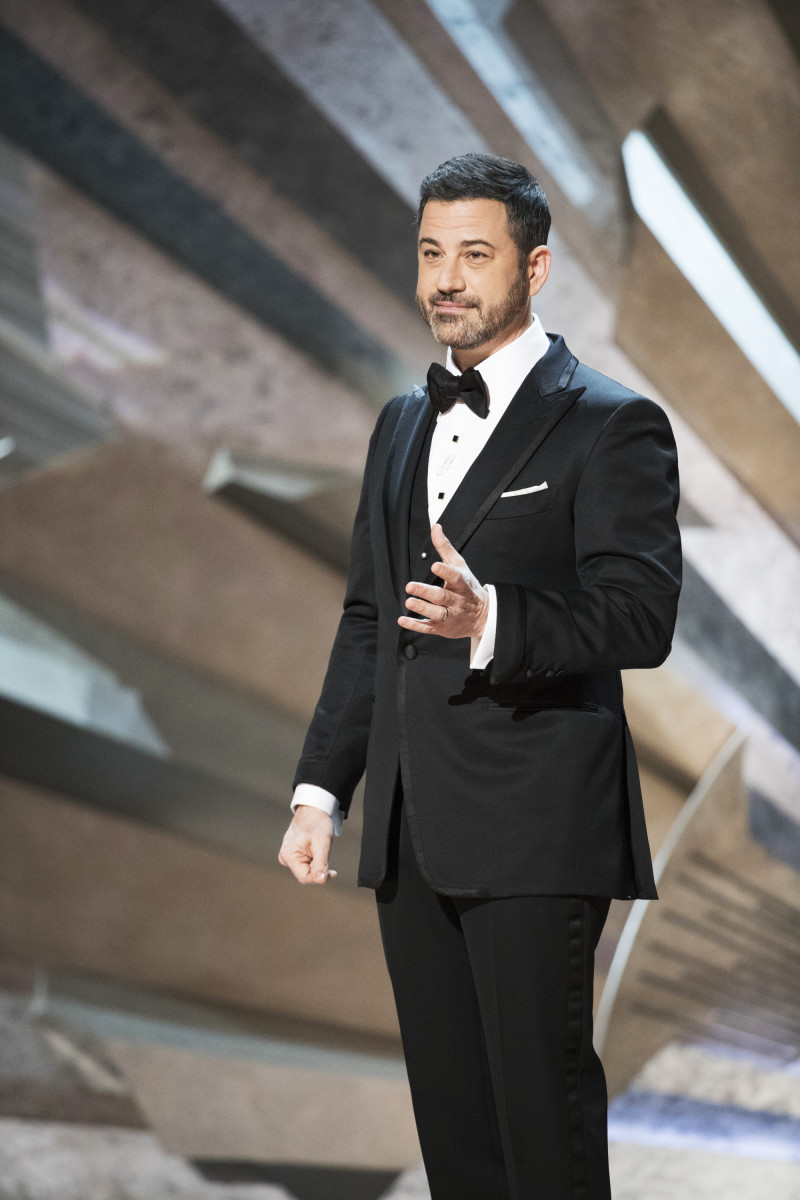 Jimmy Kimmel Oscars 2018 Photo