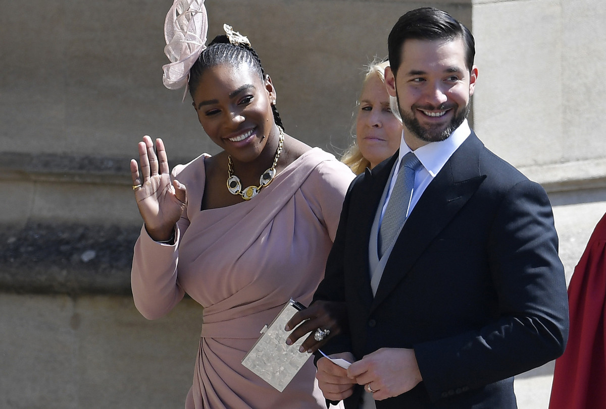 The Best Serena Williams Wedding Guests Meghan Markle