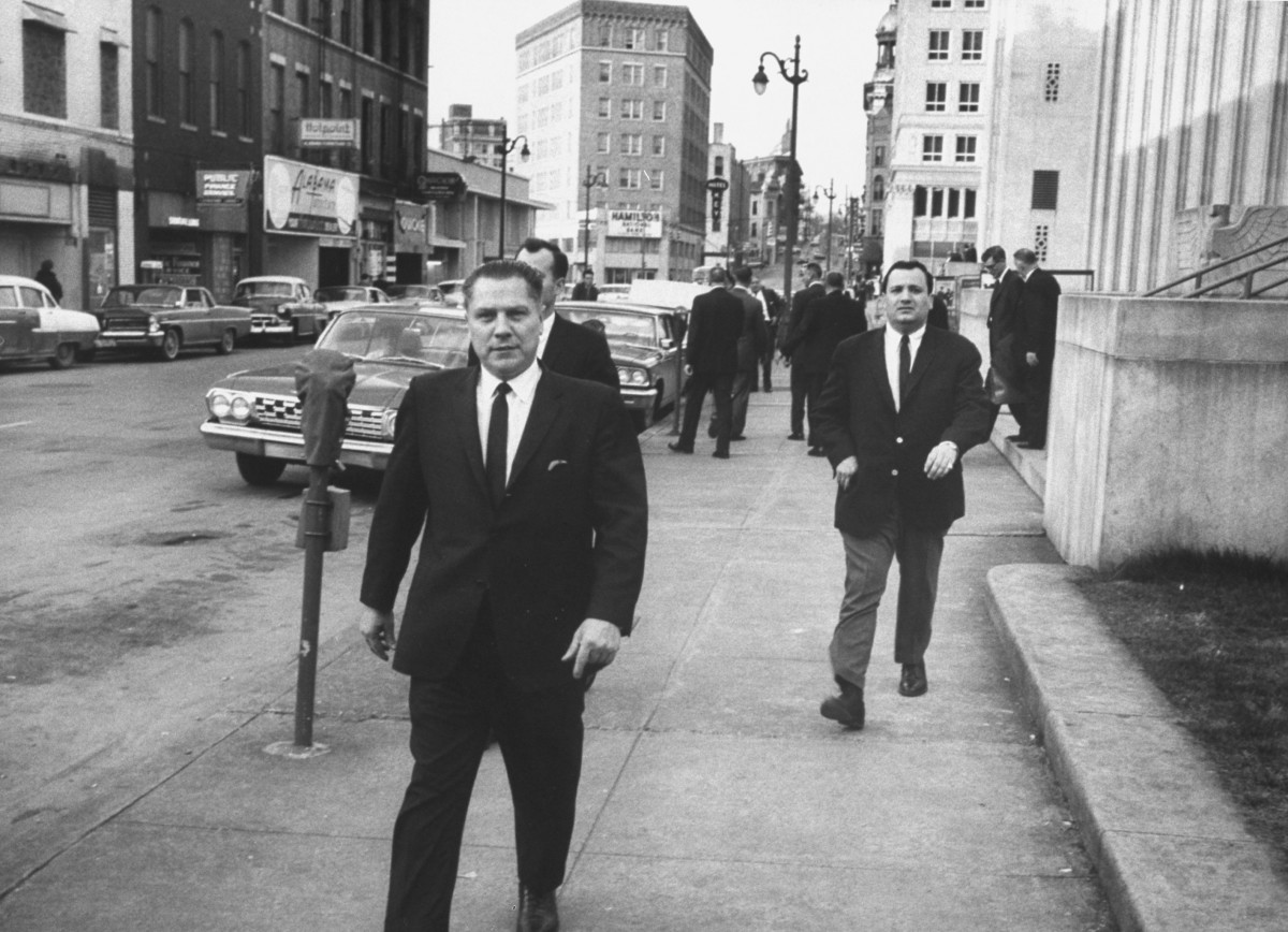 What Happened to Jimmy Hoffa? - Biography