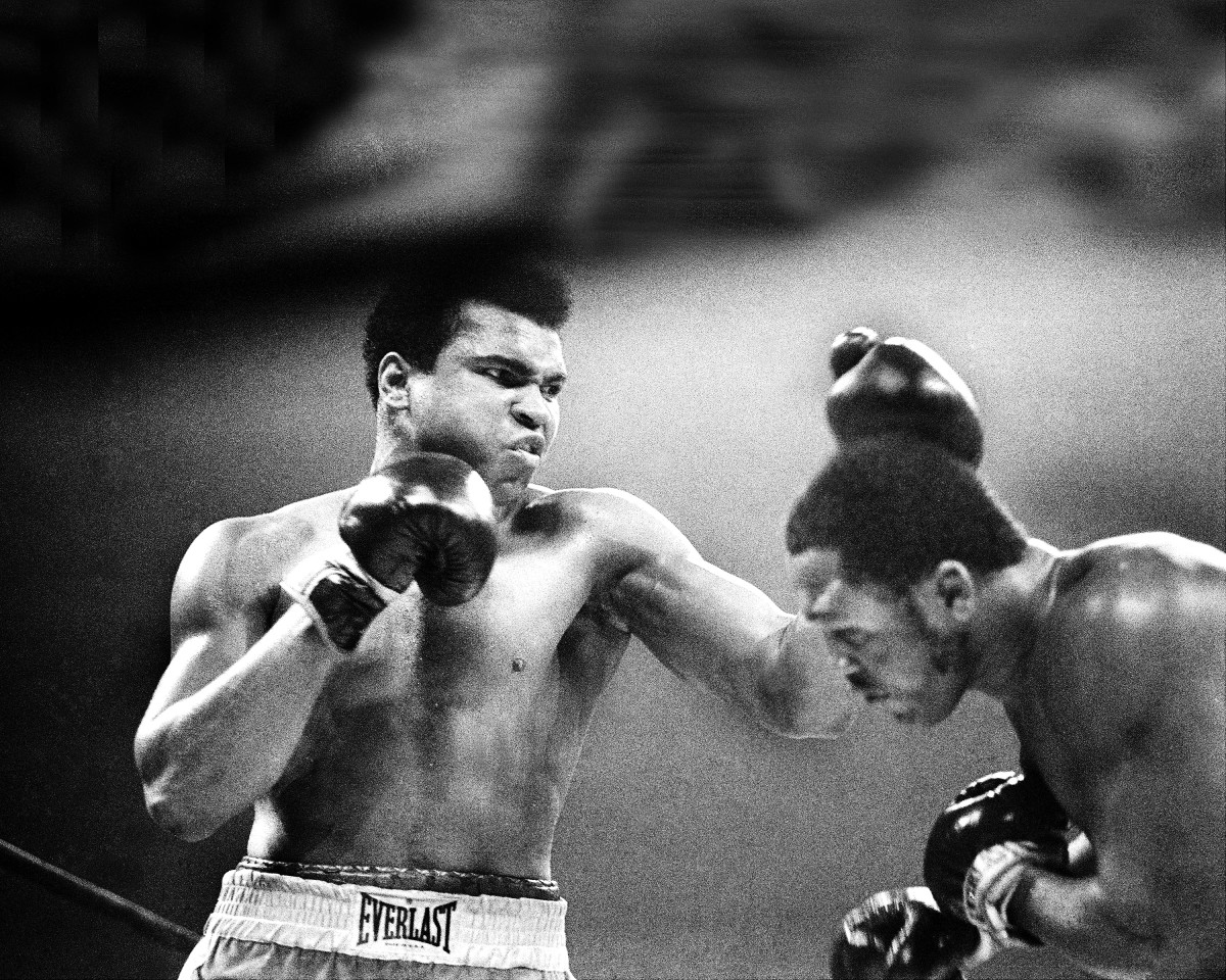 Joe Frazier vs. Muhammad Ali at Madison Square Garden