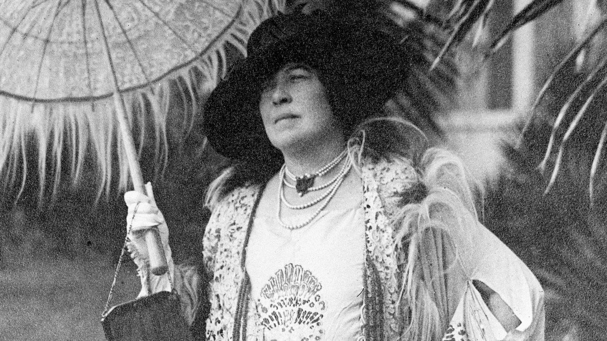 Molly Brown And 11 Other Famous Titanic Passengers Biography