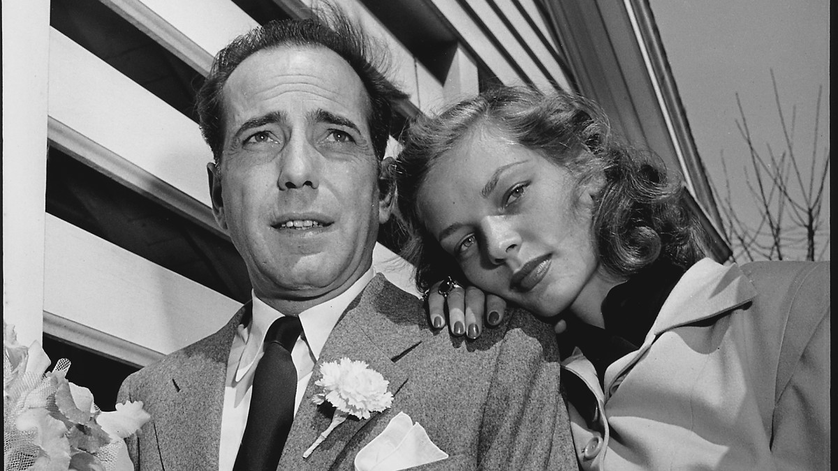 Why Lauren Bacall Considered Herself Lucky To Have Married Humphrey Bogart Biography