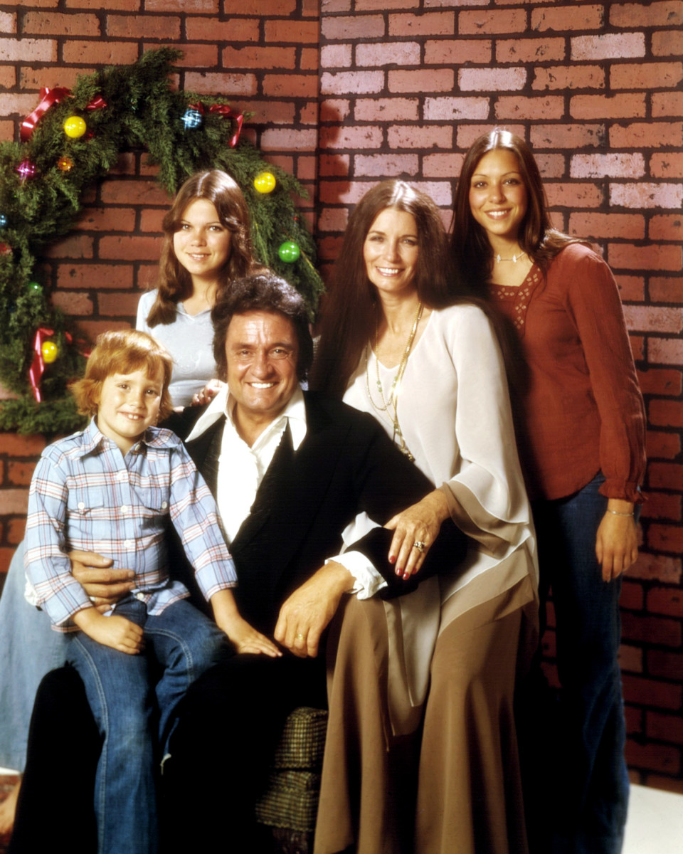 The Carter Cash Family
