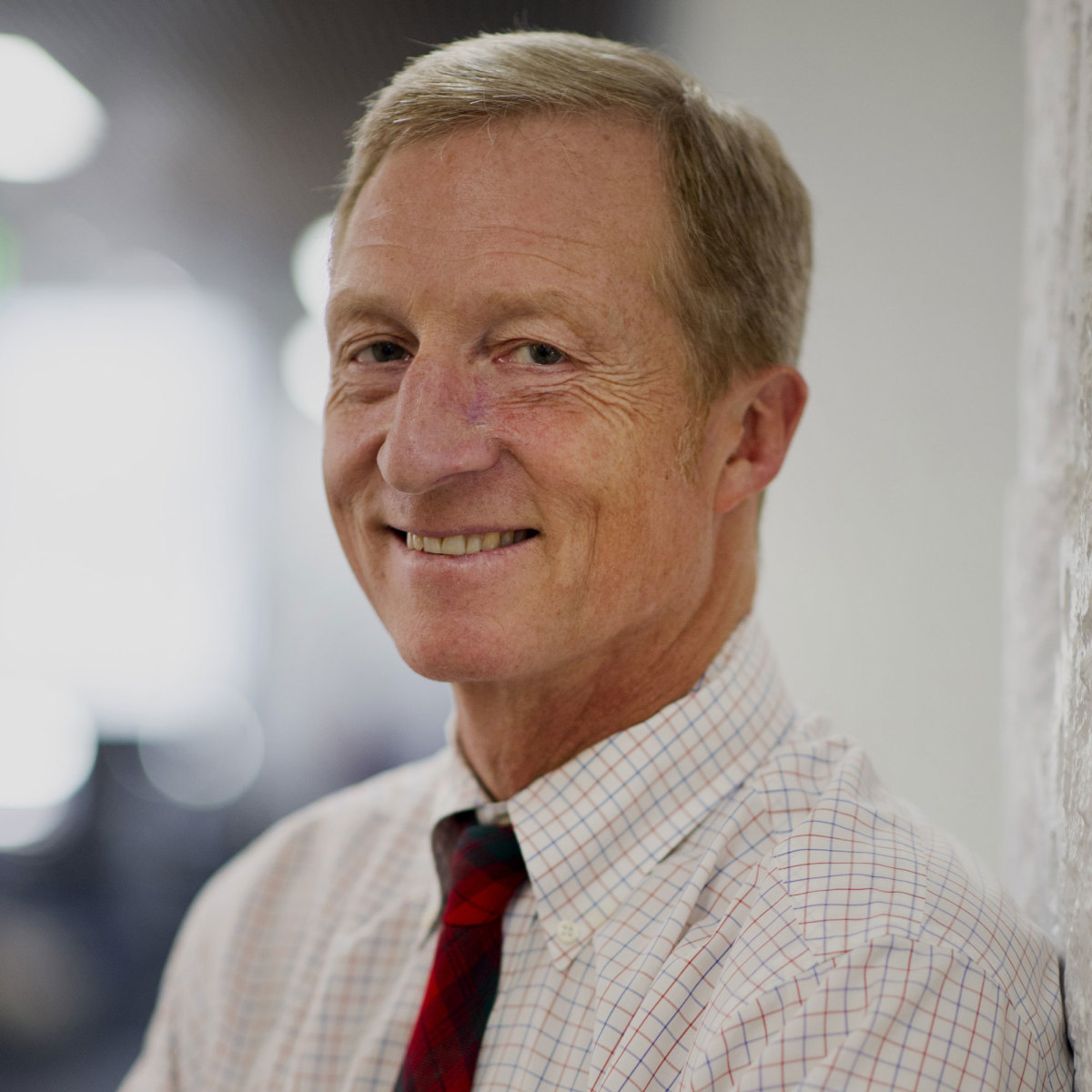 Tom Steyer 2020 Wife Policies Biography