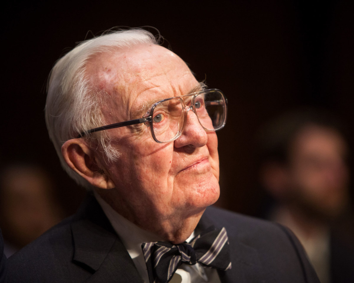 John Paul Stevens, People We Lost in 2019