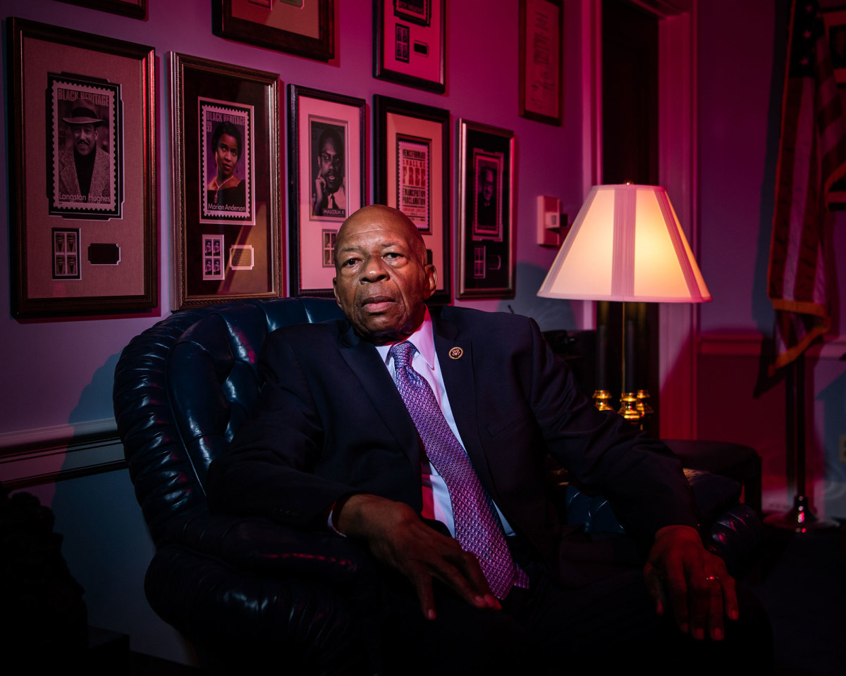 Elijah Cummings, People We Lost in 2019