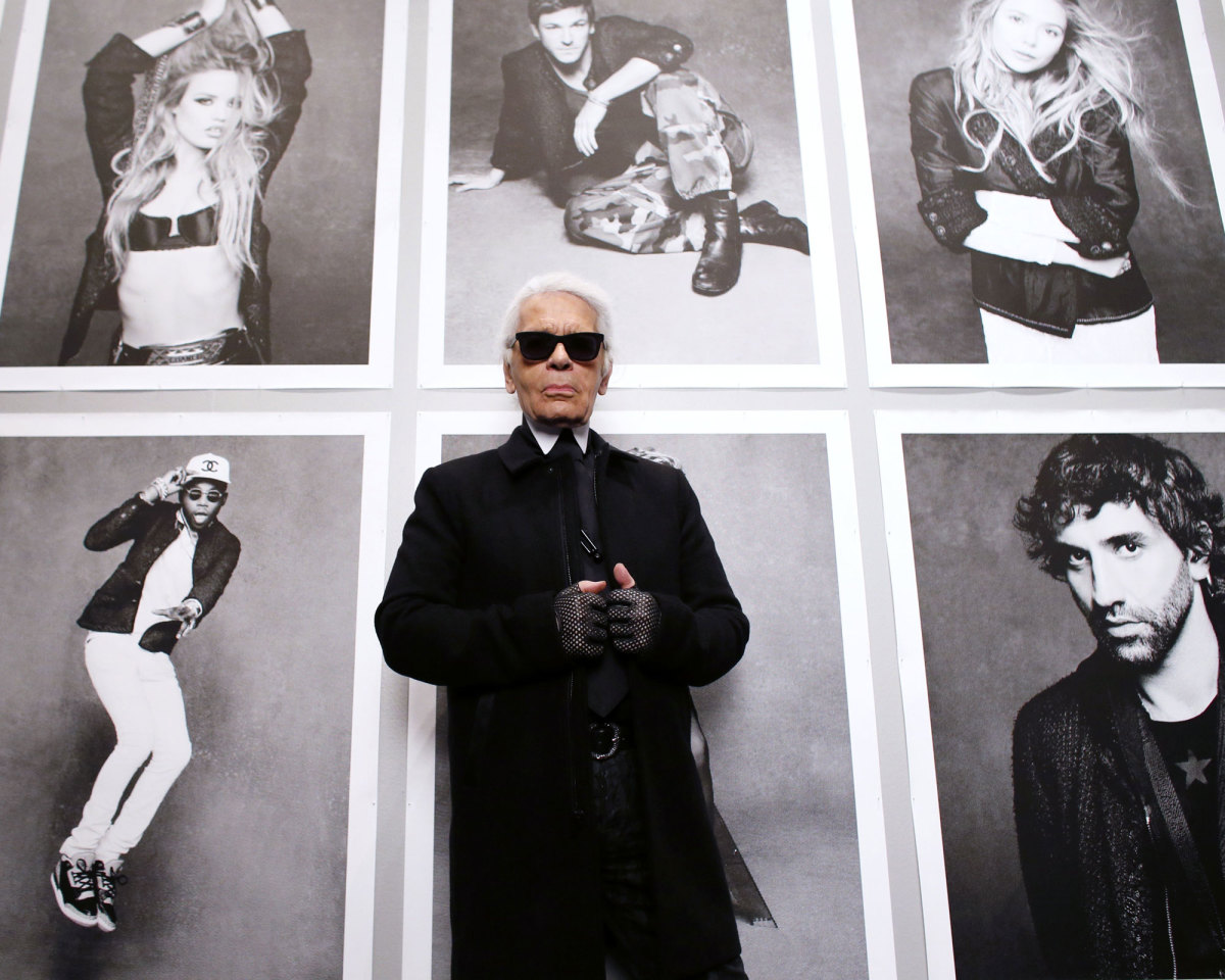 Karl Lagerfeld, People We Lost in 2019