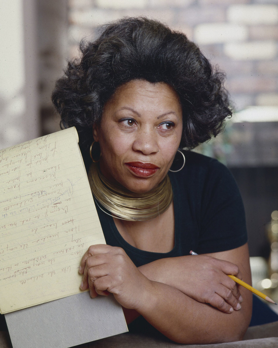 Toni Morrison, People We Lost in 2019