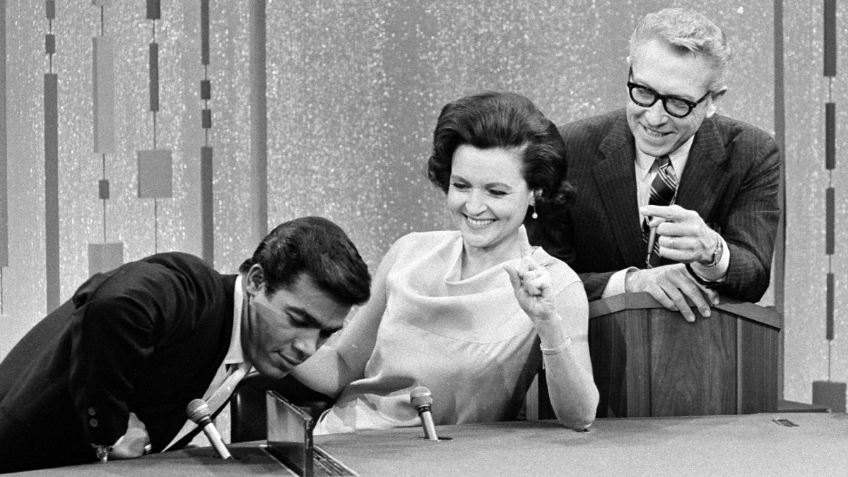 Betty White Allan Ludden Password