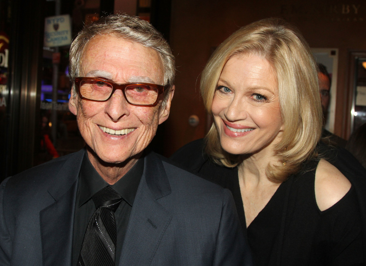 Diane Sawyer Mike Nichols