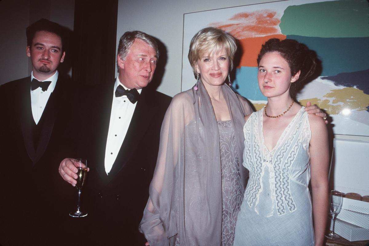 Diane Sawyer Mike Nichols family